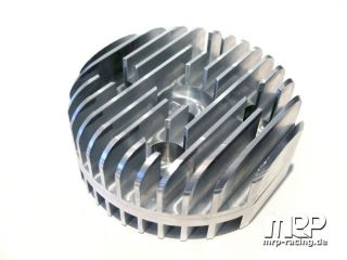 CNC cylinderhead for Vespa T5 stock cylinder 125cc