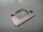 Ansaugerplatte 2-Loch Smallframe für Eigenbau-Ansauger
