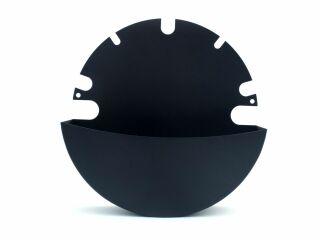 MRP Sparewheelbox Stahl schwarz pulverbeschichtet - Gepäckbox im Ersatzrad PX/T5
