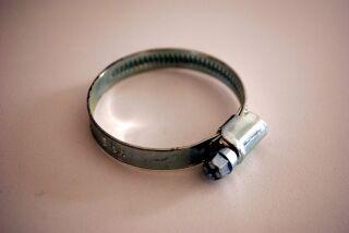 Vergasergummi-Schelle Spannbereich 32-50mm