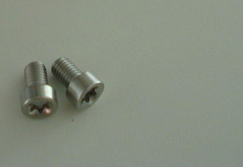 Schraube M7x14 Edelstahl Ansaugstutzenschraube
