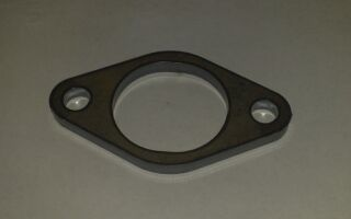 Smallframe exhaust flange for Falc cylinders