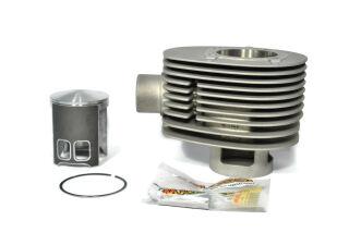 Malossi 210 MHR Zylinderkit ohne Zylinderkopf, Vespa PX200