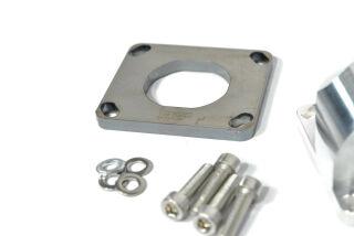 Ansaugstutzen Oberteil Membran Largeframe CNC 30mm PX/T5/LML