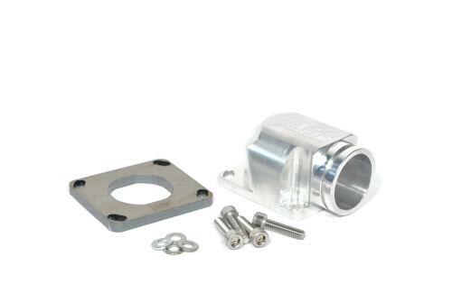 Ansaugstutzen Oberteil Membran Largeframe CNC 35mm PX/T5/LML