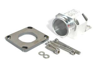 Ansaugstutzen Oberteil Membran Largeframe CNC 38mm PX/T5/LML