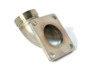 38mm manifold for MRP reed valve system PX and LML