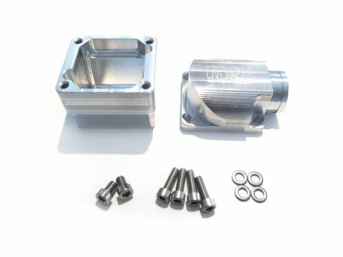 Reed valve manifold Vespa PX / T5 / LML / Sprint, 38mm