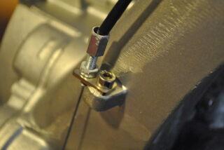Kupplungshebel/Kupplungsarm 4-fach Vespa PX/T5/Rally/Sprint