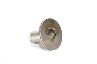 "Quick action throttle pulley ""fitting outside"" Vespa Sprint, GTR, V50S, Special, SS90, Primavera, ET3"