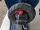 Kanisterhalterung für 2l Kanister an Ersatzrad vorne, Vespa 10 Zoll