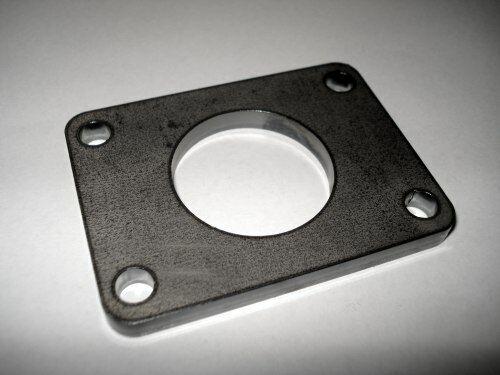 Ansaugerplatte Quattrini M1L alt 34mm