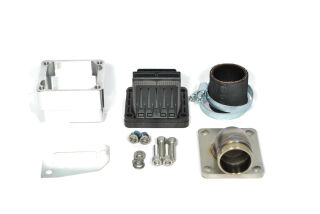 "MRP Reed Valve System ""Shorty"", short intake surface, 30mm complete set with VForce4 and carb rubber"