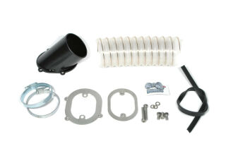 Air hose adapter 60mm DUMBO, Vespa PX, T5, Sprint, Rally,...