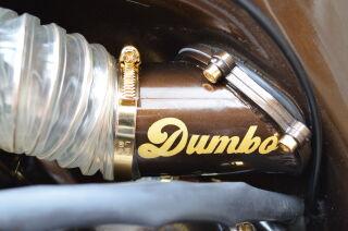 "Air hose adapter 60mm ""DUMBO"", Vespa PX, T5, Sprint, Rally, VNB"