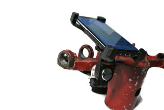 Smartphone holder V3, Vespa PX, Sprint, Rally, V50, PK...