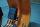 Ölflaschenhalter / Gepäckträger Beinschild, Pulverbeschichtet, links