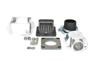 MRP Reed Valve System for LML-engine-case, 30mm, CNC-edition, with VForce4 and carb rubber