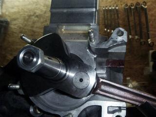 MRP Membranansaugstutzen LML-Motorgehäuse, 30mm, CNC-EDITION, mit VForce4 und Vergasergummi