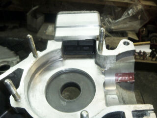 MRP Reed Valve System for LML-engine-case, 38mm, CNC-edition, with VForce4 and carb rubber
