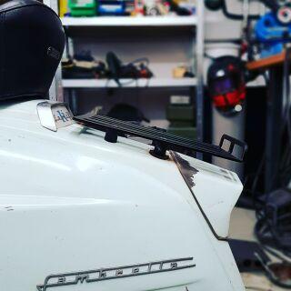 "Sprint rack / luggage carrier ""sportage"" Lambretta series 3"