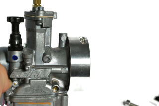 Adapter 42/50/54mm auf 60mm Luftfilteranschluss Dumbo