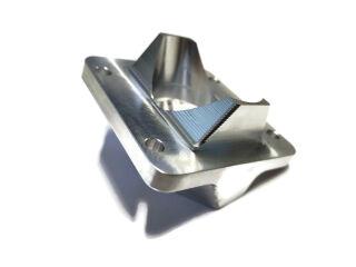 CNC intake manifold BFA largeframe engine case 40mm for BFA reed valve
