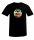 T-Shirt MRP vintage, schwarz, Größe M