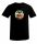 T-Shirt MRP vintage, schwarz, Größe L